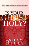 Is Your Ghost Holy cover