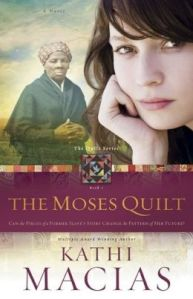 The Moses Quilt cover