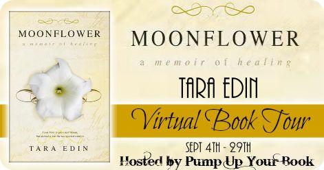 Moonflower banner