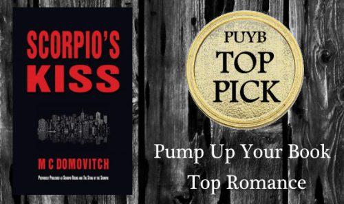 Scorpio's Kiss top pick 2